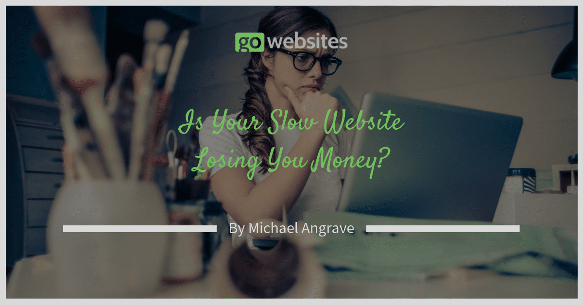 Is Your Slow Website Losing You Money
