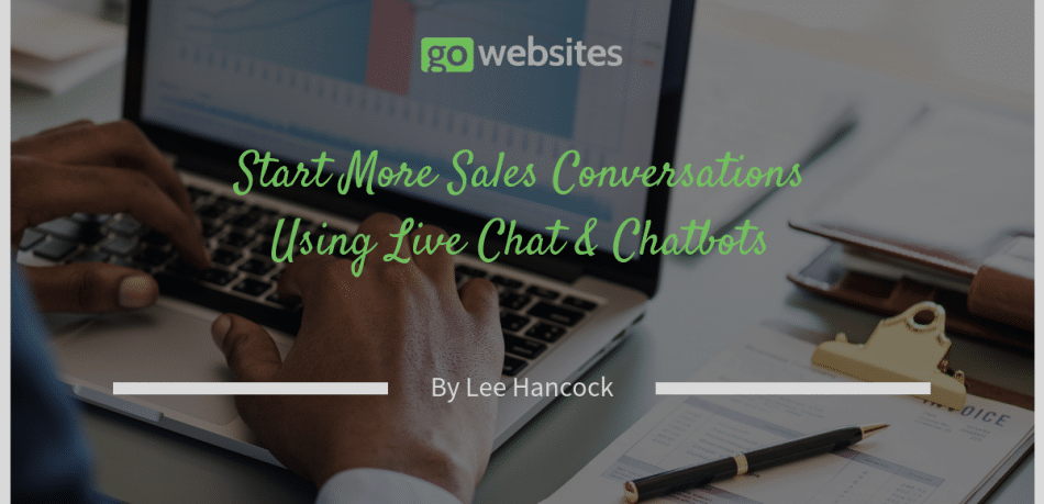 Start More Sales Conversatins