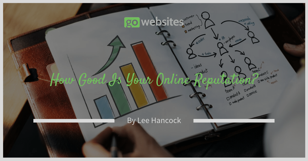 How Good Is Your Online Reputation