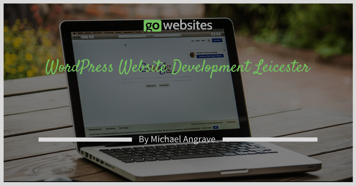WordPress Website Development Leicester