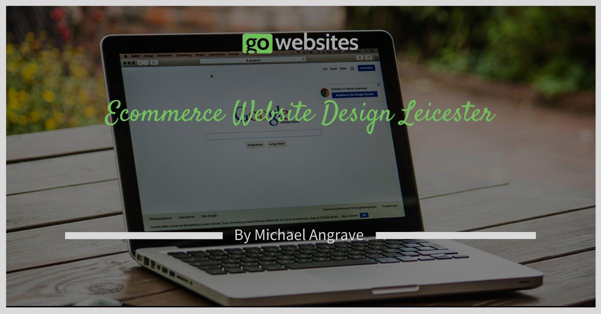 Ecommerce Website Design Leicester