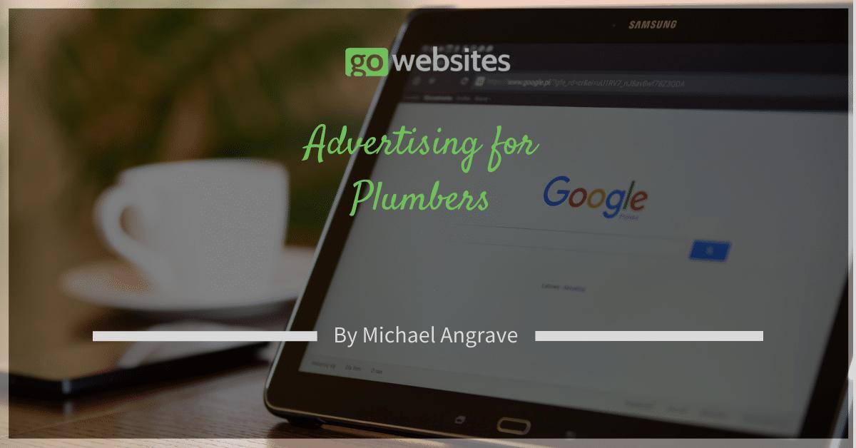 Advertising for Plumbers